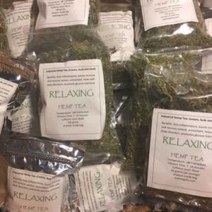 WOW! Organic Relaxing Hemp Tea Special Order
